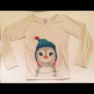 Gymboree Penguin Shirt